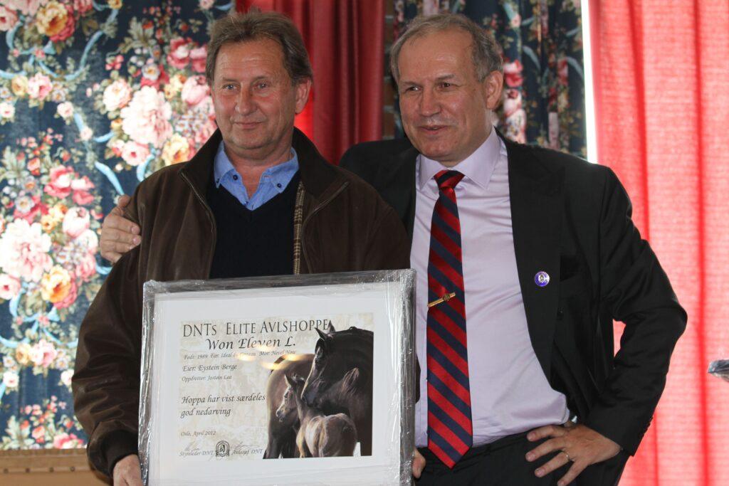 Won Eleven L - Eystein Berge og Atle Larsen - Bjerke 120512