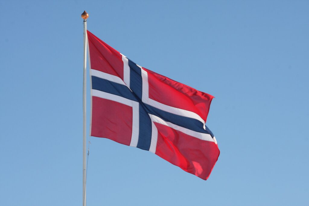 Flagg Norge 040310