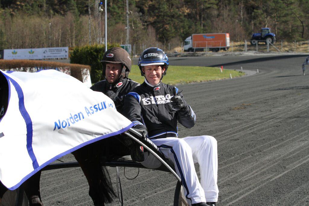 Geir Mikkelsen og Thomas Svendsen - Bergen 120331