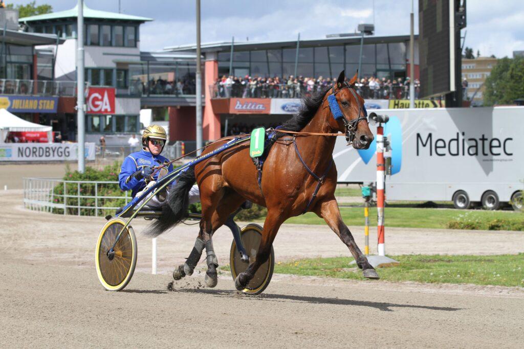 Lars Våler-eide Global Money konkurrerte en rekke ganger mot Propulsion